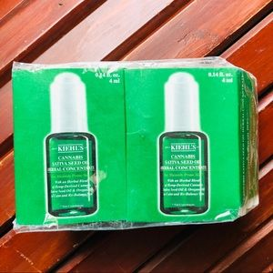 Seed Oil Herbal Concentrate -6 -.14 fl oz- 4ml lot
